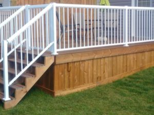 What is Skirting? Types of Skirting and Deck Skirting Material